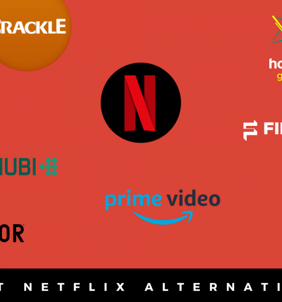 Best Netflix Alternatives