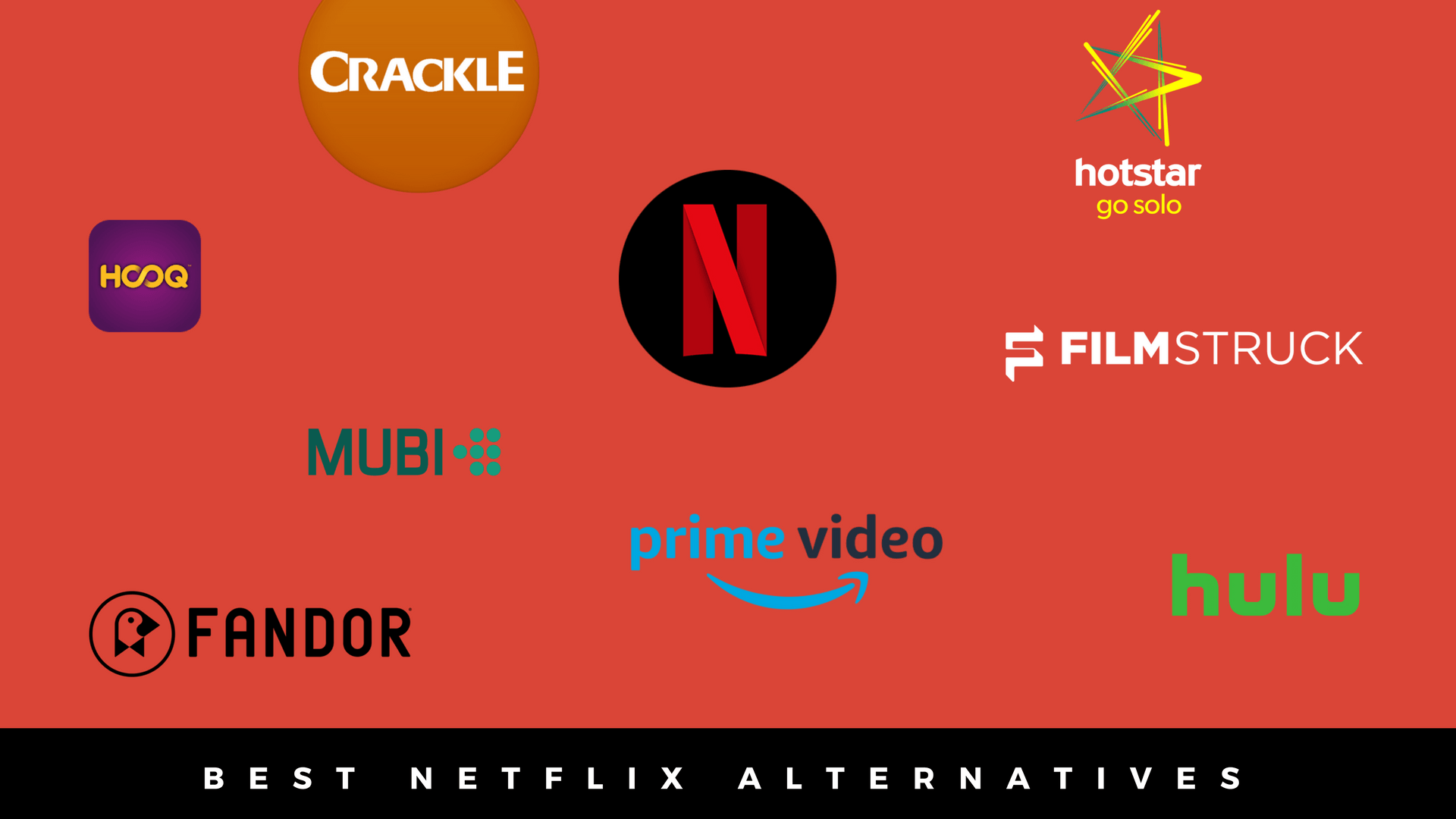 Top 10 Alternatives to Netflix You Must Try