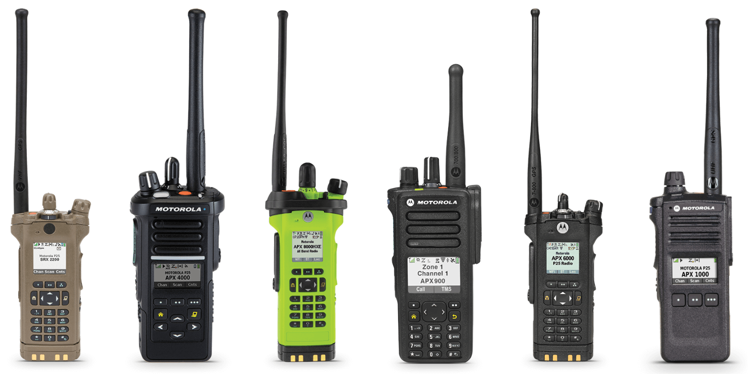 What is a P25 Radio and Why You Should Have One