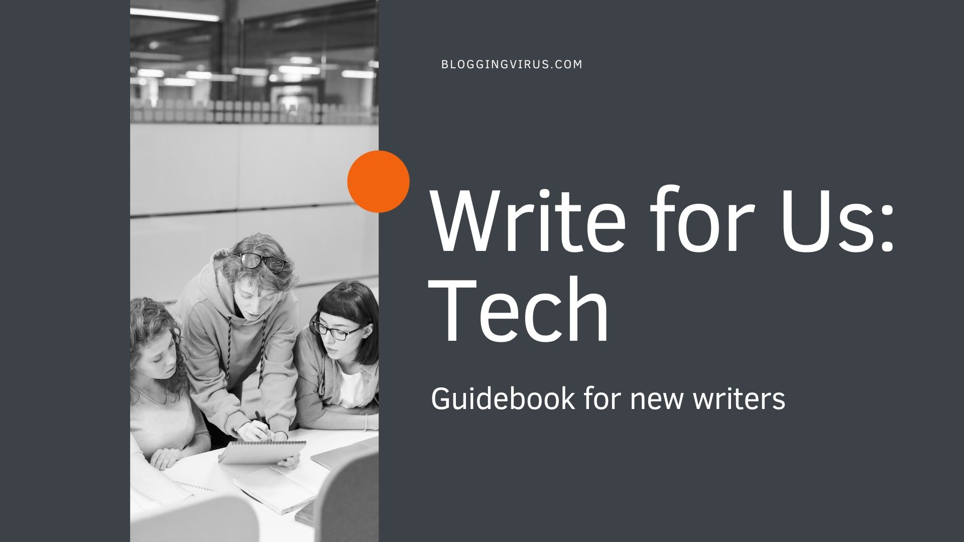 Write for Us: Tech