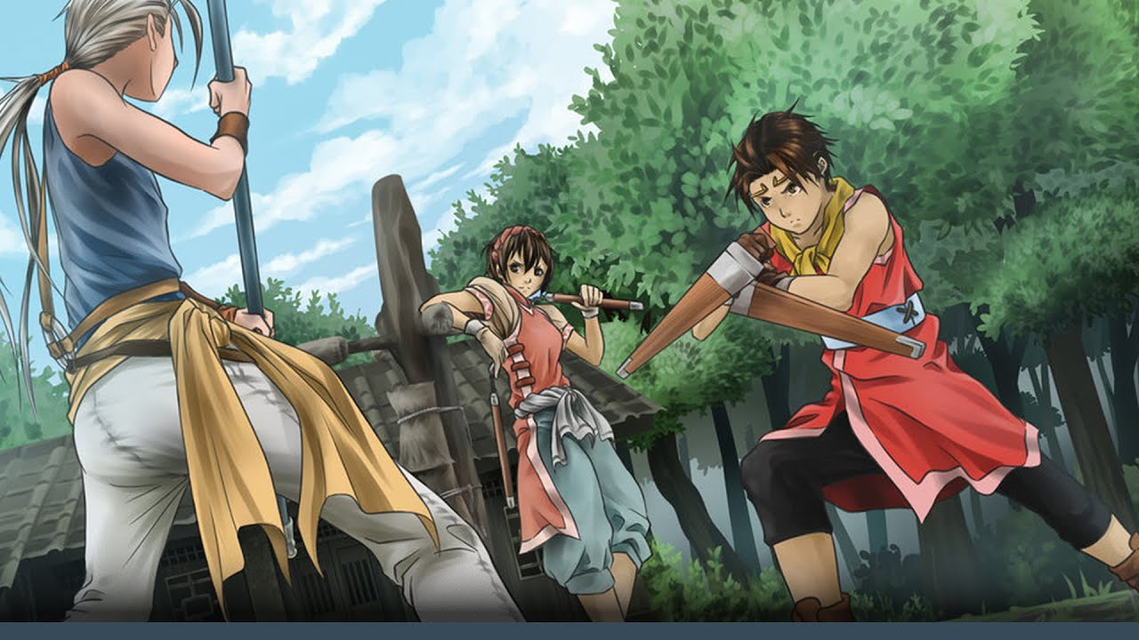 How many Suikoden games are there?